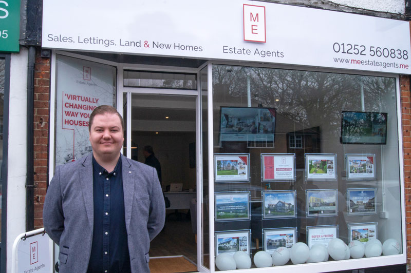 estate agents ash vale